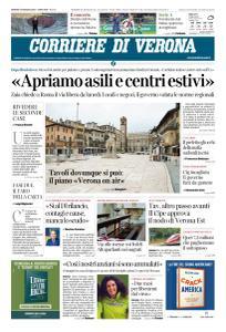 Corriere di Verona - 15 Maggio 2020