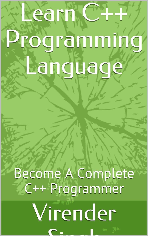 Programmieren c++ pdf with actual coding programs