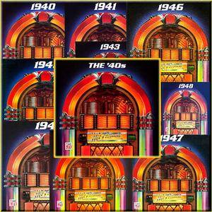 V.A. - Time Life Music: Your 40s Hit Parade (10 CDs, 1991)