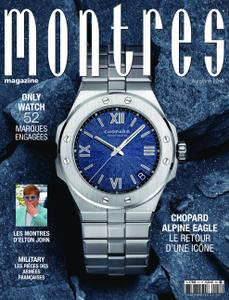 Montres Magazine - août 2019