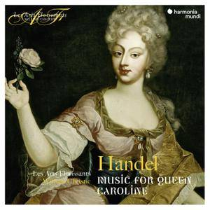 Les Arts Florissants & William Christie - Handel: Music for Queen Caroline (2018) [Official Digital Download 24/96]