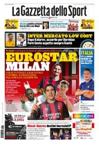 La Gazzetta dello Sport – 04 settembre 2020