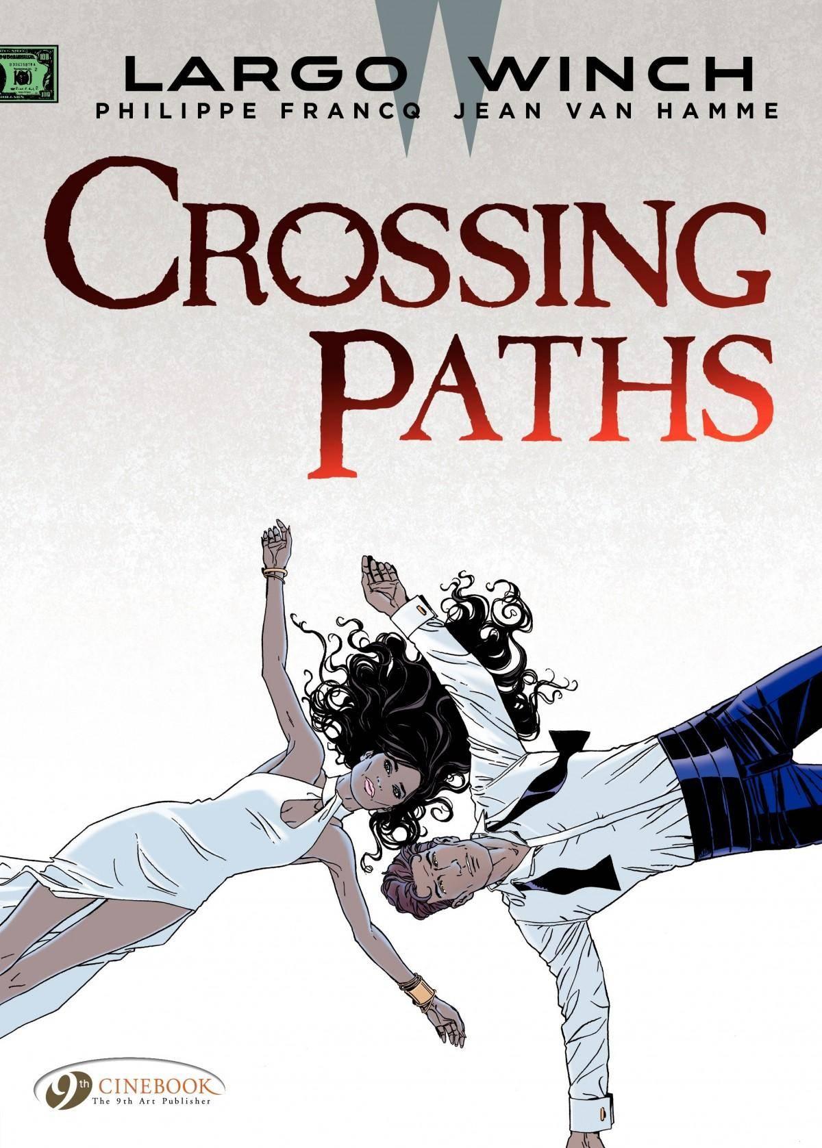 Largo Winch 015 - Crossing Paths 2015 Cinebook digital