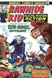 Rawhide Kid v1 121 1974 brigus