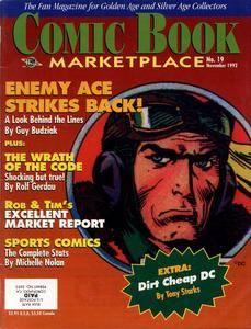 Comic Book Marketplace 019 1992
