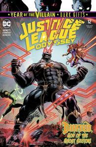 Justice League Odyssey 012 2019