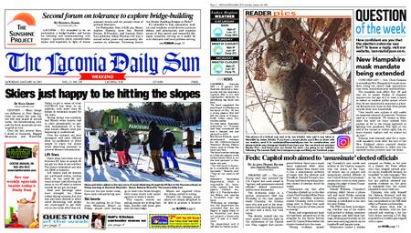 The Laconia Daily Sun – January 16, 2021