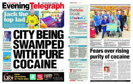 Evening Telegraph First Edition – July 16, 2018