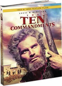Ten Commandments (1923) + Extras