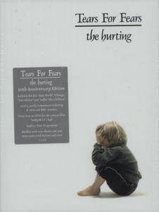 Tears For Fears - The Hurting (1983) {3CD+DVD 30th Anniversary Edition}