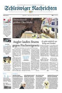 Schleswiger Nachrichten - 11. Mai 2018