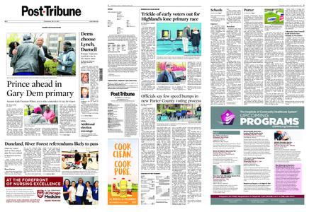 Post-Tribune – May 08, 2019