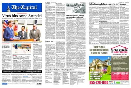 The Capital – March 12, 2020