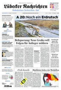 Lübecker Nachrichten Ostholstein Süd - 13. Februar 2018