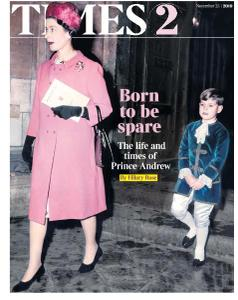 The Times Times 2 - 25 November 2019