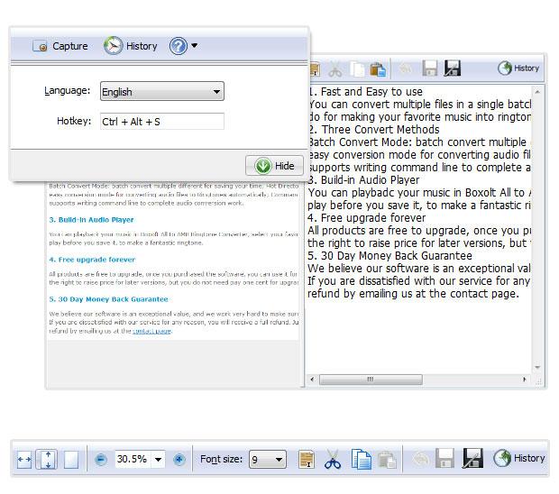 Boxoft Screen OCR 1.5.0