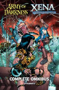 Army of Darkness Xena - Warrior Princess Complete Omnibus (2021) (digital) (The Magicians-Empire