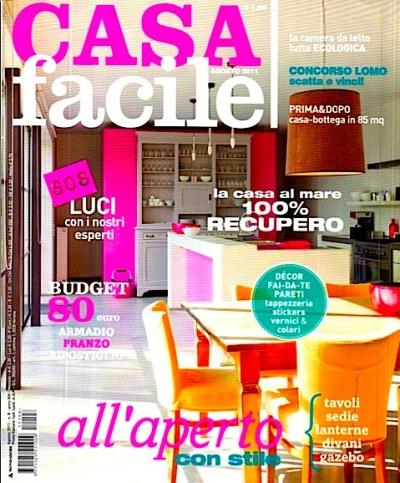 Casa Facile - Agosto 2011