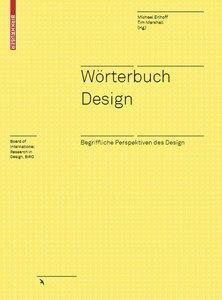 Wörterbuch Design: Begriffliche Perspektiven des Design (repost)
