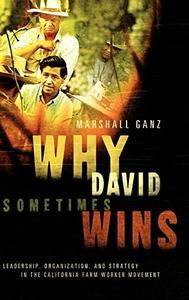 Why David Sometimes Wins: Leadership, Organization, and Strategy in the California Farm Worker Movement  [Repost]