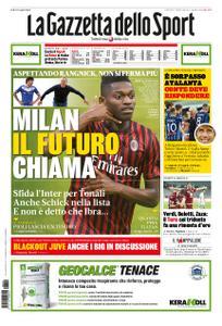 La Gazzetta dello Sport Puglia – 09 luglio 2020
