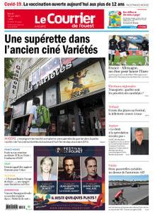Le Courrier de l'Ouest Angers – 15 juin 2021
