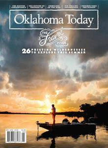 Oklahoma Today - April 20, 2018