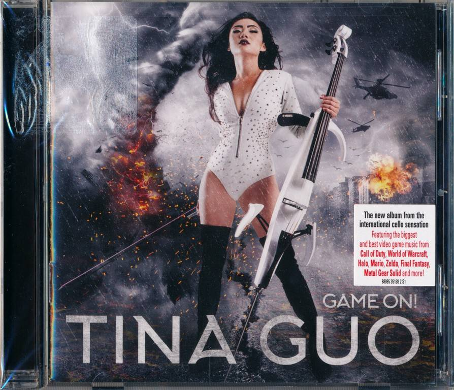 Tina Guo - Game On! (2017)
