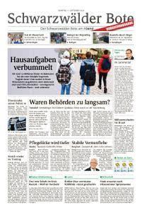 Schwarzwälder Bote Hechingen - 11. September 2018