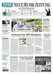 NRZ Neue Ruhr Zeitung Essen-Postausgabe - 21. April 2018