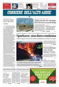 Corriere dell'Alto Adige - 12 Maggio 2018