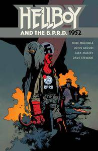 Hellboy and the B P R D - 1952 2015 Digital Zone-Empire