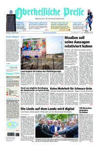 Oberhessische Presse Marburg/Ostkreis - 11. September 2018
