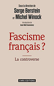 Fascisme français ? La controverse - Serge Berstein & Michel Winock