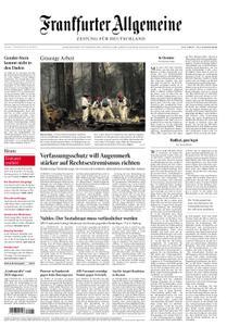 Frankfurter Allgemeine Zeitung F.A.Z. - 17. November 2018