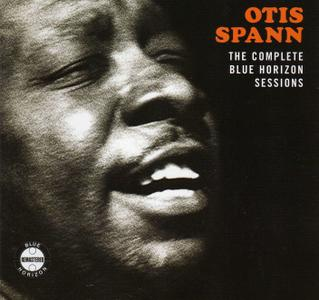 Otis Spann - The Complete Blue Horizon Sessions (2006) 2CDs