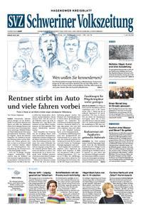 Schweriner Volkszeitung Hagenower Kreisblatt - 20. Februar 2020