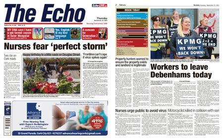 Evening Echo – September 10, 2020