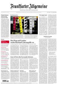 Frankfurter Allgemeine Zeitung F.A.Z. - 05. Oktober 2018