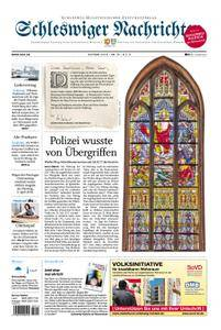 Schleswiger Nachrichten - 31. März 2018