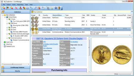 Liberty Street CoinManage Deluxe 2019 v19.0.0.10