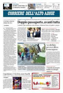 Corriere dell'Alto Adige - 19 Dicembre 2017