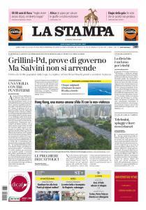 La Stampa Imperia e Sanremo - 19 Agosto 2019
