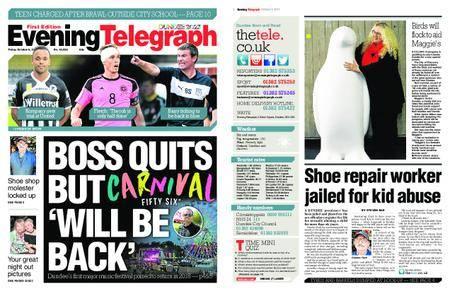 Evening Telegraph First Edition – October 06, 2017