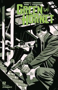 The Green Hornet 002 2020 digital Son of Ultron