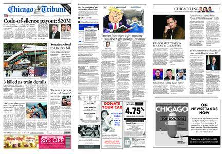 Chicago Tribune – December 19, 2017