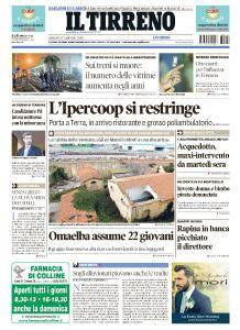 Il Tirreno Livorno - 27 Gennaio 2018