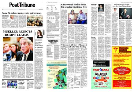 Post-Tribune – July 25, 2019