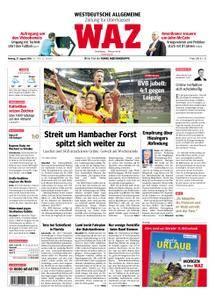 WAZ Westdeutsche Allgemeine Zeitung Oberhausen-Sterkrade - 27. August 2018