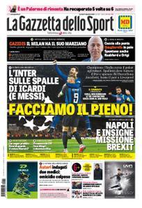 La Gazzetta dello Sport Sicilia – 11 dicembre 2018